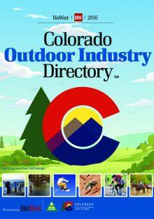 Colorado Outdoor Industry Directory – 2016