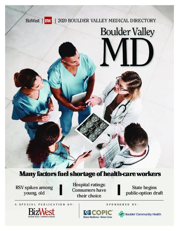 Boulder Valley MD – 2020