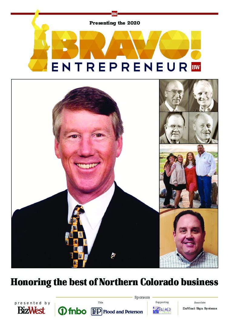 Bravo| Entrepreneur – 2020