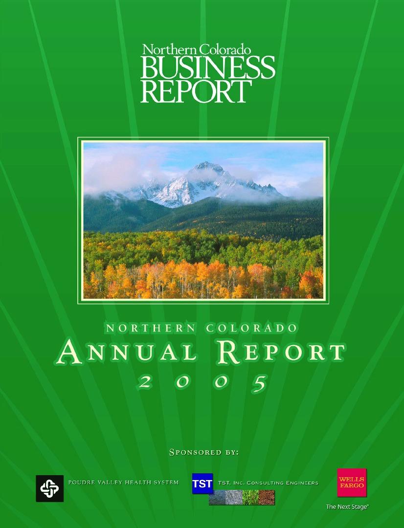 Annual Report – 2005