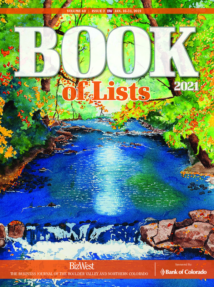 Book of Lists – 2021