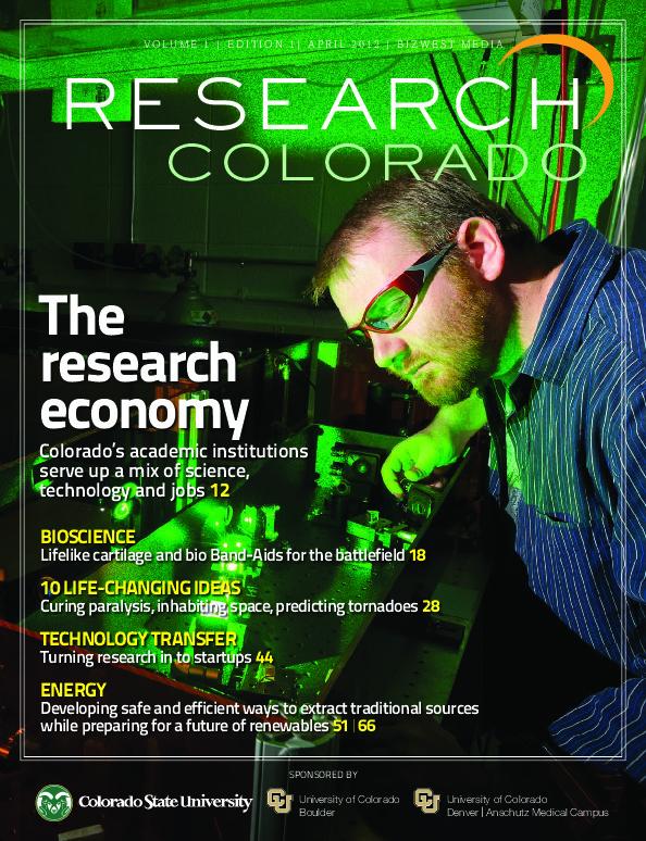 Research Colorado – 2012