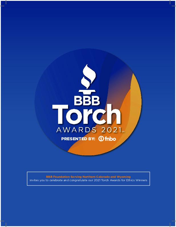 BBB Torch Awards – 2021